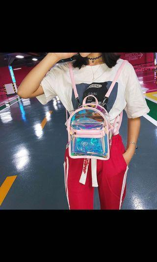 [PO] Holographic Bag avail in 3 colours