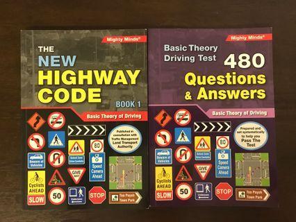 🚚 BTT Books, Highway Code