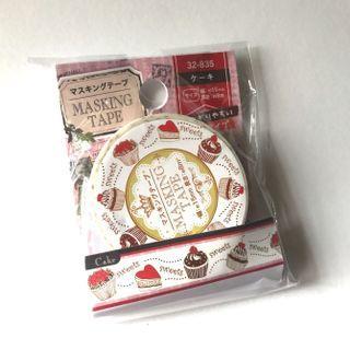 日本直送 甜品mt紙膠帶