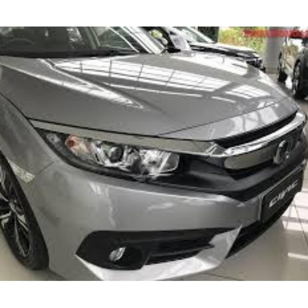 2016 Honda Civic 1.5 TC (A) Dir Owner, Under Warranty