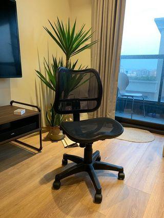 電腦椅/辦公椅/書桌椅/ 可調節透氣網椅