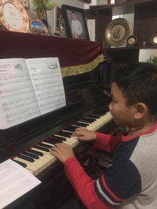 Guru musik private
