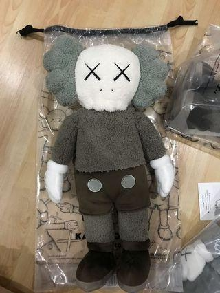 Kaws plush hk limited