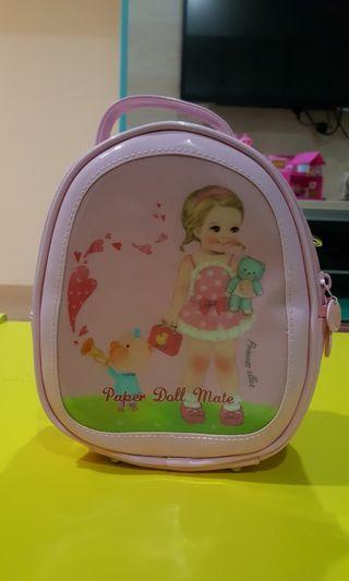 🚚 Princess backpack for little girls