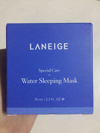 #SociollaCarousell Laneige Water Sleeping Mask