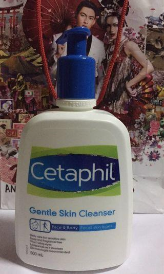 #SociollaCarousell Cetaphil Gentle Skin Cleanser 500ml