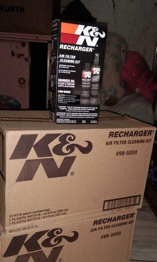 Knn cleaner 99-5050 original sesuai gambar isi 2 botol