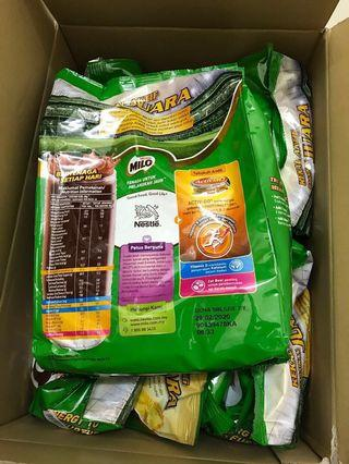 Milo 2kg x 2 packets