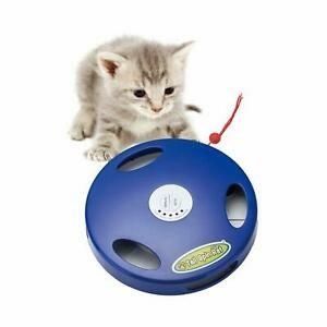 Cat Interactive Toy  - Tail Spin Rat