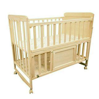 2 tiers baby cot
