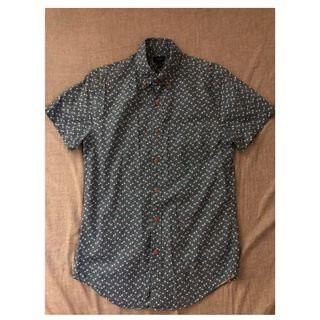 JCrew Short Sleeve Shirt (XS)