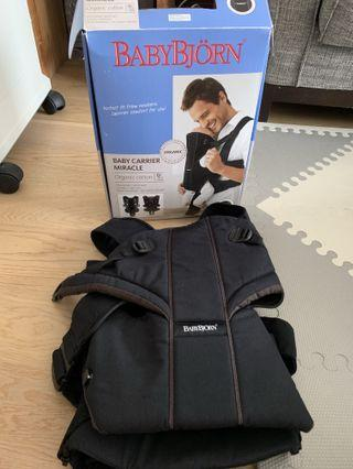 Baby carrier (90% new)