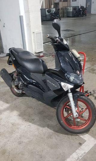 Used Gilera ST200 For Sale