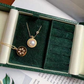 S925純銀珍珠項鏈