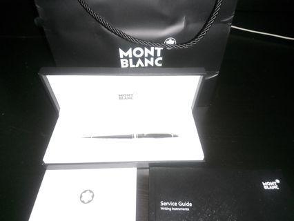 🚚 Mont Blanc Pen New