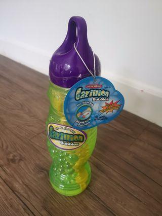 New Bubble Liquid