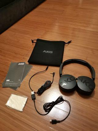 🚚 AKG Bluetooth Headphone