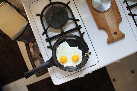 食雞蛋不吃蛋黃?