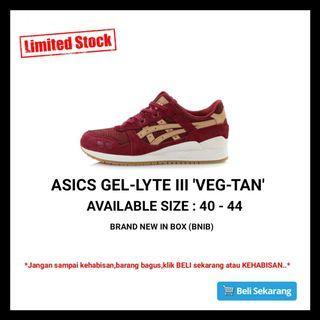 Asics Gel-Lyte III 'Vegtan'