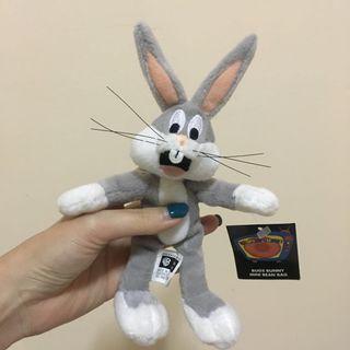 🚚 [贈]華納兔寶寶邦尼小玩偶