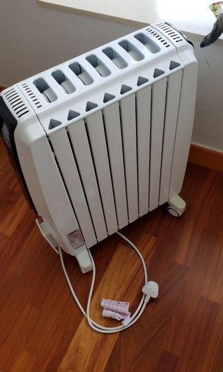 德龍 Delonghi TRDS40820E 2000W 充油式暖爐
