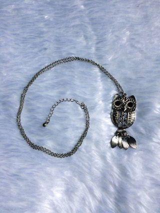OWL NACKLACE