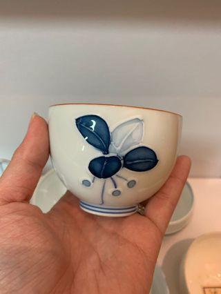 Japanese Tea Cups (SET OF 4)