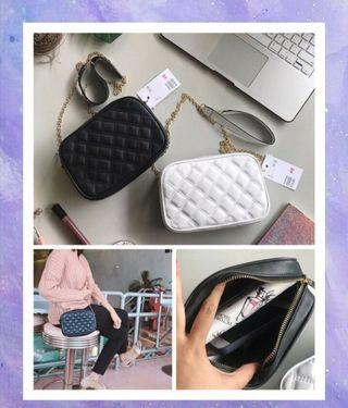 H&M Quilted Bag