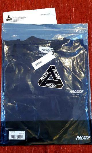 🚚 Palace T-shirt Vulcan ZYME (black)