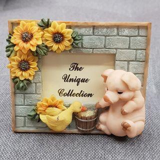 Cottage style photo frame