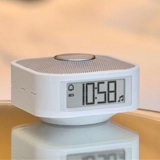 Oregon Scientific CP100 Travel Smart Clock with Sleep Sounds & Bluetooth Music (very good condition)