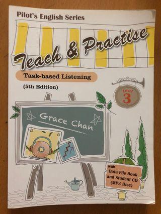 Pilot: Teach&Practise Task-based Listening (5th Edition)