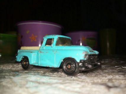 Miniature Junk Toy Car