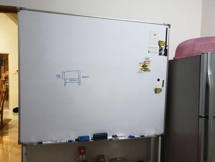 White board magnetic