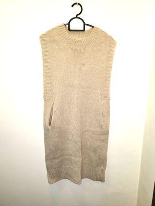 🚚 Winter Sleeveless Dress