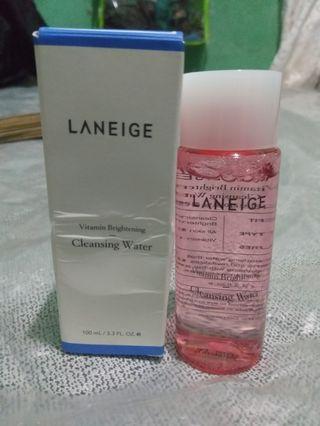 Vitamin Brightening Cleansing Water