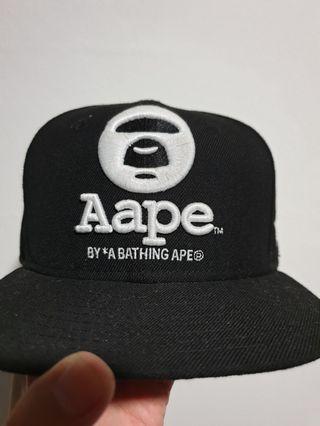 Aape Cap by A Bathing Ape (New Era)