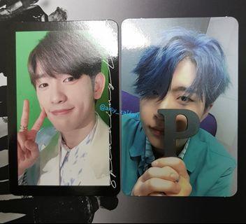 (WTT) GOT7 Spinning Top - Official Photocard