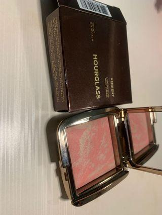 Hourglass Blush ambient