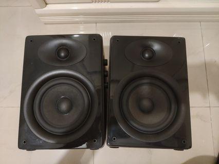 HIVI 1080 mk2 speaker