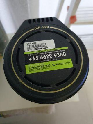 D-Link DIR-868L Router