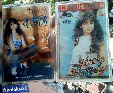 Thalia album & Ost.Maria Mercedes