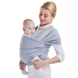 🚚 Brand New Adjustable Cotton Baby Sling Wrap
