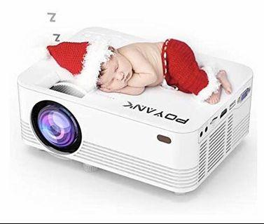 Poyank Mini Projector