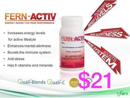 Fern Active