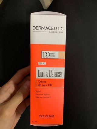 Dermaseutic spf50 有色防曬