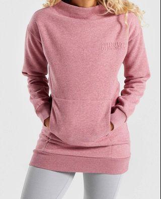 全新未剪牌 Gymshark sweater
