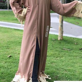 Abaya Dubai Lace