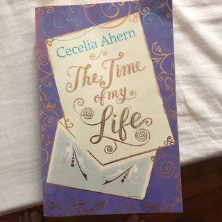 Blessing Cecelia Ahern book