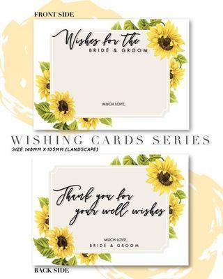 WISHING CARDS SERIES